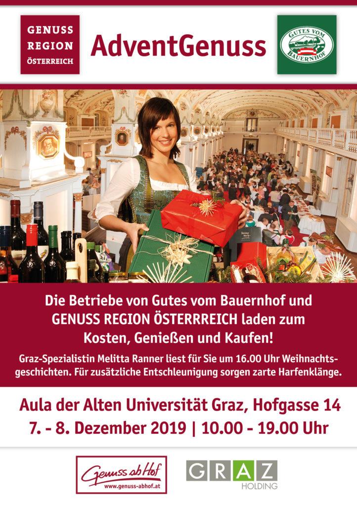 AdventGenuss Alte Universität