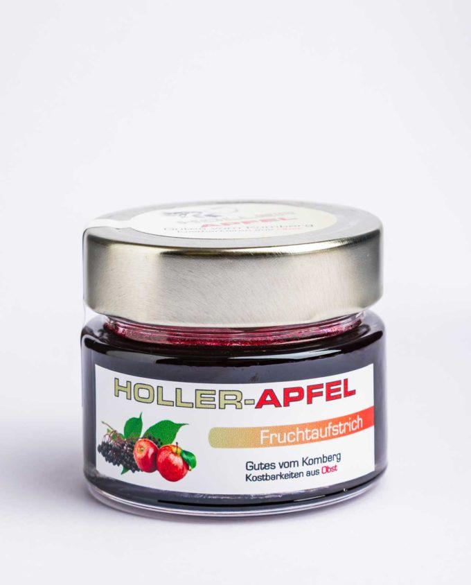 Apfel Holler Fruchtaufstrich © 2019 Werner Krug