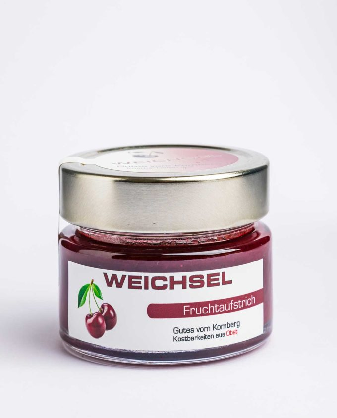 Weichsel Fruchtaufstrich © 2019 Werner Krug